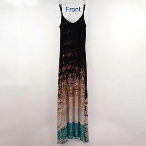 Gypsy 05 Tie Dye Maxi dress size XS